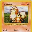 Base Set - 028 - Growlithe