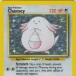 Base Set - 003 - Chansey - EXCELLENT