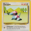 Base Set - 039 - Porygon