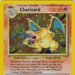 Base Set - 004 - Charizard 1st Edition- Castellano - EXCELLENT Condition