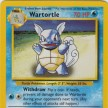 Base Set - 042 - Wartortle