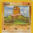 Base Set - 047 - Diglett