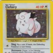 Base Set - 005 - Clefairy