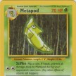Base Set - 054 - Metapod