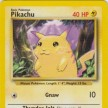 Base Set - 058 - Pikachu