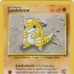 Base Set - 062 - Sandshrew