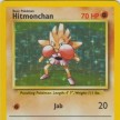 Base Set - 007 - Hitmonchan