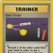 Base Set - 074 - Item Finder