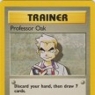 Base Set - 088 - Professor Oak