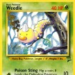 Base Set 2 - 100 - Weedle