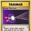 Base Set 2 - 110 - Energy Retrieval