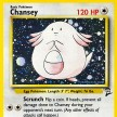 Base Set 2 - 003 - Chansey