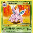 Base Set 2 - 054 - Nidorino
