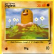 Base Set 2 - 071 - Diglett