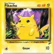 Base Set 2 - 087 - Pikachu