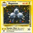 Base Set 2 - 009 - Magneton