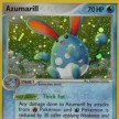 EX - Delta Species - 114 - Azumarill - Secret Rare