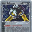 EX - Deoxys - 108 - Rocket`s Raikou ex - Secret Ultra Rare