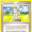 EX - Deoxys - 087 - Lady Outing