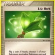 EX - FireRed and LeafGreen - 093 - Life Herb