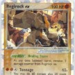 EX- Hidden Legends - 098 - Regirock ex - Ultra Rare