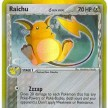 EX - Holon Phantoms - 15 - Raichu delta