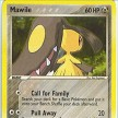 EX - Power Keepers - 017 - Mawile
