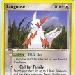 EX - Power Keepers - 025 - Zangoose