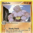 EX - Power Keepers - 033 - Machoke