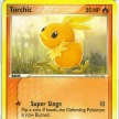 EX - Power Keepers - 067 - Torchic