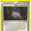 EX - Power Keepers - 084 - Claw Fossil