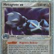 EX - Power Keepers - 095 - Metagross ex - Ultra Rare