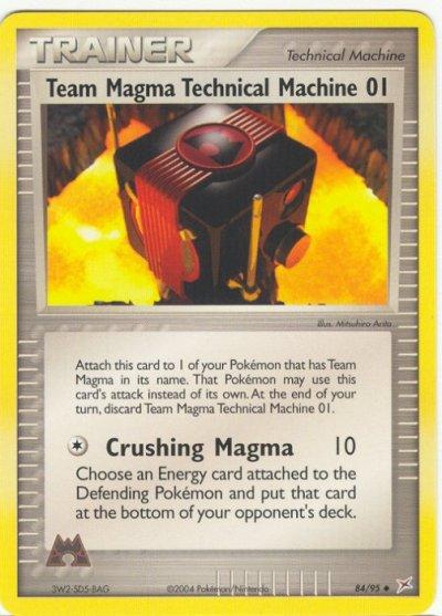Cartas Pokemon EX - Team Magma VS Team Aqua en compra por ...