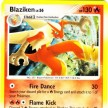 DP4 - Great Encounters - 001 - Blaziken