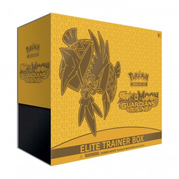 Elite Trainer Box - Sun & Moon - Guardians Risings - Tapu Koko