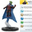 D-002 Martian Manhunter Heroclix Convention Exclusive 2012