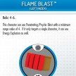 The Invincible Iron Man - S004 Flame Blast