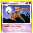 DP6 - Legends Awakened - 024 - Deoxys Attack Form