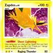 DP5 - Majestic Dawn - 014 -  Zapdos