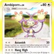 DP5 - Majestic Dawn - 035 -  Ambipom