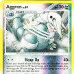 DP2 - Mysterious Treasures - 001 - Aggron