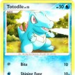 DP2 - Mysterious Treasures - 106 - Totodile