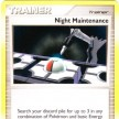 DP2 - Mysterious Treasures - 113 - Night Maintenance Foil