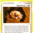 DP2 - Mysterious Treasures - 117 - Skull Fossil