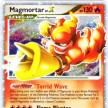 DP2 - Mysterious Treasures - 123 - Magmortar Lv.X - Ultra Rare