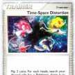 DP2 - Mysterious Treasures - 124 - Time Space Distortion - Secret Rare
