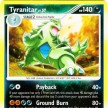 DP2 - Mysterious Treasures - 017 - Tyranitar