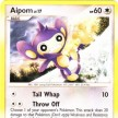DP2 - Mysterious Treasures - 070 - Aipom