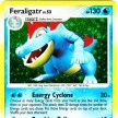 DP2 - Mysterious Treasures - 008 - Feraligatr