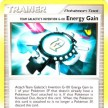 Platinum - 116 G-101 Energy Gain